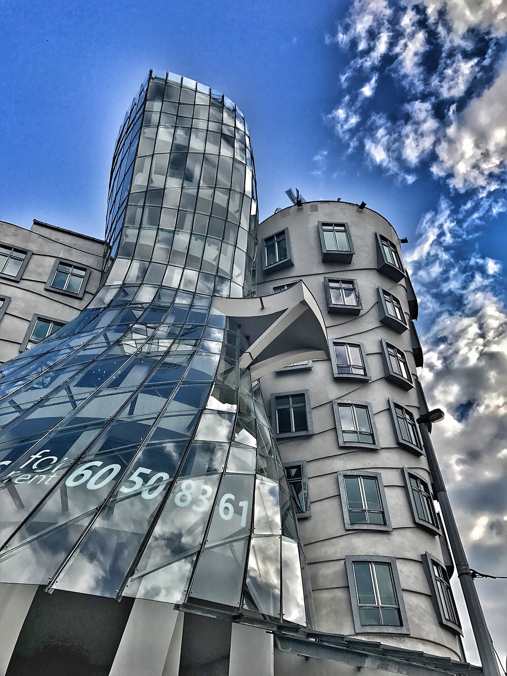 The Dancing House- Prague