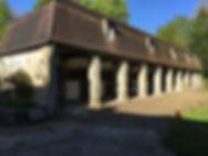 Ecuries du château de champlâtreux