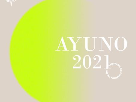 AYUNO 2021