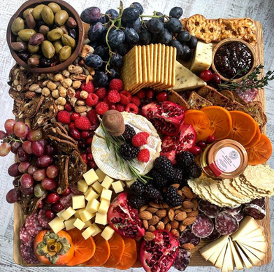 Large Cheesgiving Board