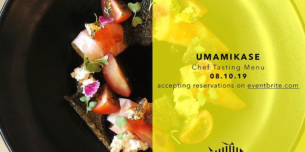 Umami-Kase Pop Up in NOLA at 8:00 PM