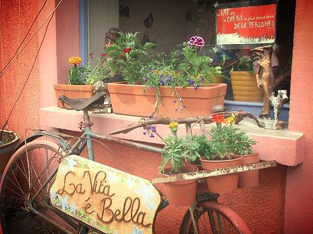 Bienvenue dans notre maison La vita e Bella