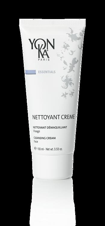 Nettoyant Crème