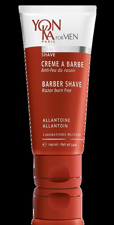 Crème à barbe