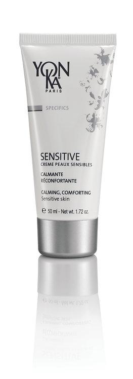 Crème Peaux Sensibles Sensitive