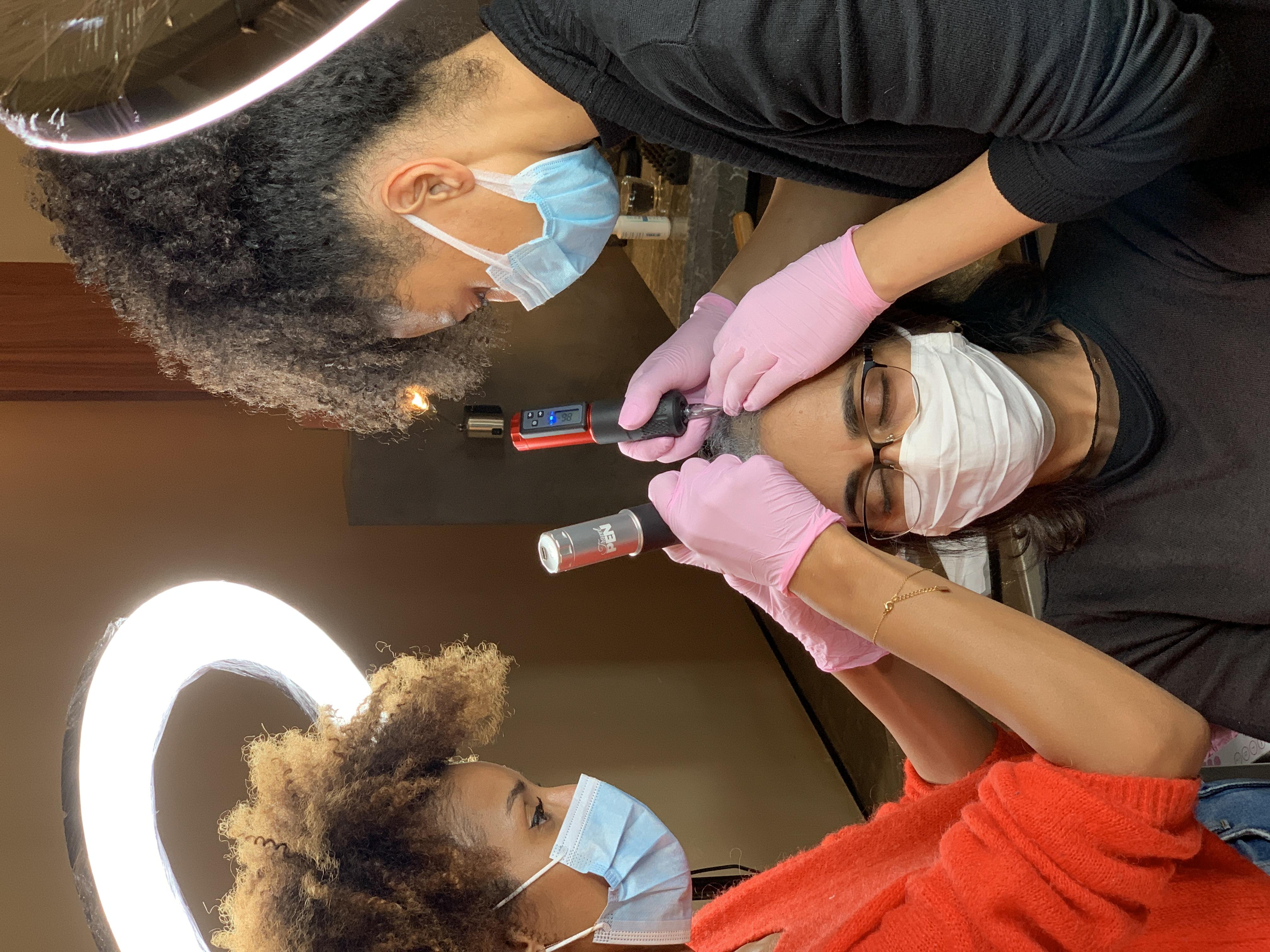 Formation micropigmentation capillaire Maroc, formation dermopigmentation capillaire Marrakech, form