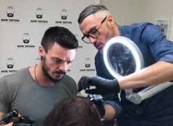 Apprendre la pigmentation des cheveux, Formation micropigmentation capillaire bruxelles, formation d