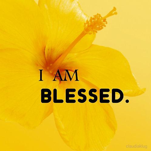 Dankbarkeits-Affirmationen