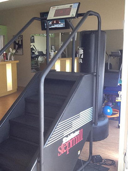 Step Mill Stair Master