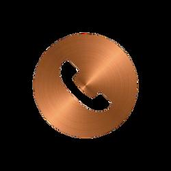 COPPER ICON PHONE