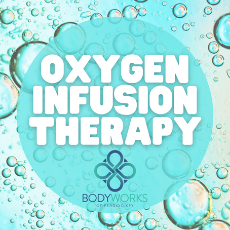 What is Oxygen Infusion Therapy?