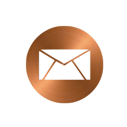 COPPER ICON EMAIL