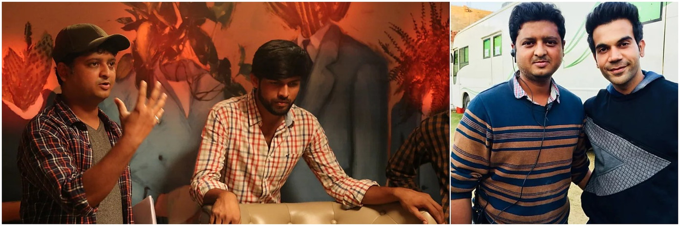 Corporate film makers in Bangalore | Rajkumar Rao and Abhinav Kamal