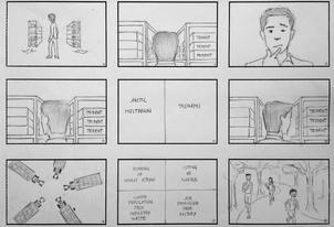 Storyboarding at Ten Motion