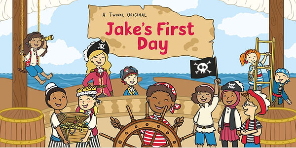 Jakes First Day.JPG