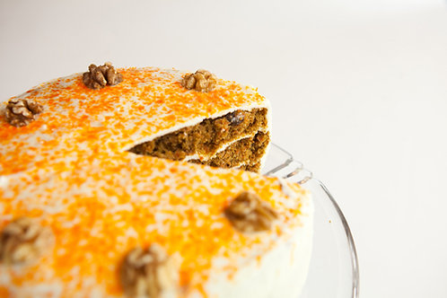 Heavenly Carrot Layer Cake