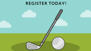 Fall Golf Outing is September 24, 2021
