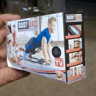 Box Design: BodyJac