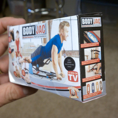 Box Design: BodyJac