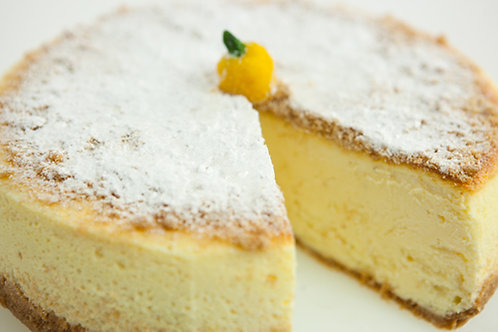 Best of the Best Lemon Cheesecake