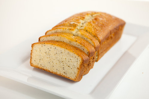 Almond Poppy Seed Dessert Bread