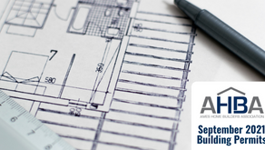 September Building Permits