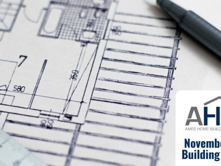 November 2020 Building Permits