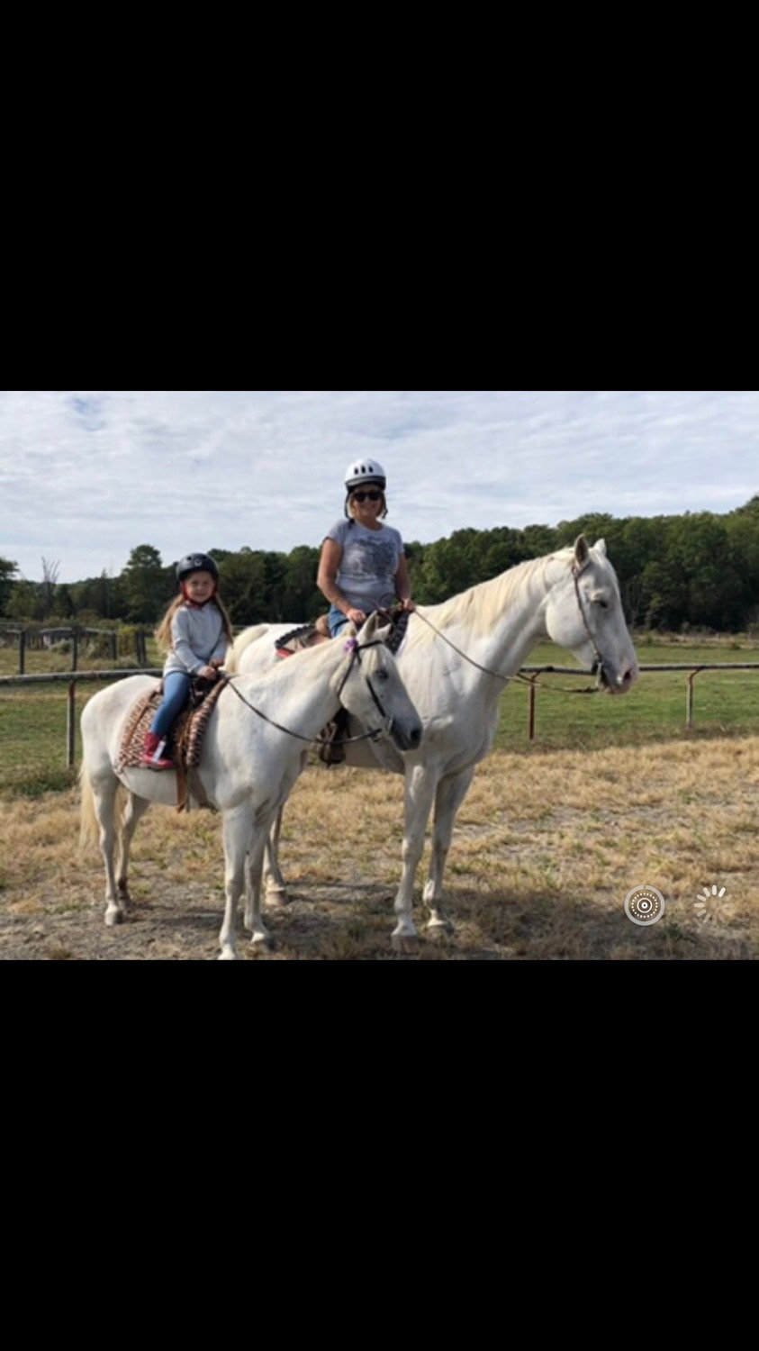 Pony Rides for Younger Riders