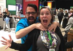 with Deborah Enriquez