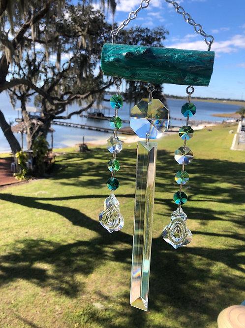 Glistening Seafoam 3 Bells