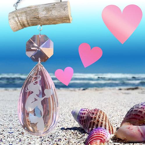 Mermaid Love Suncatcher