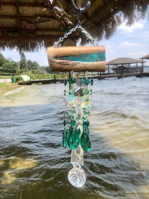 TidePool 7 Teal Mermaid Scales