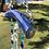 Thumbnail: Blue Glistening 3 Pyramids