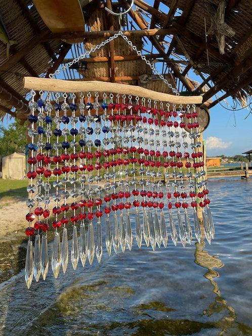 American Flag Chime