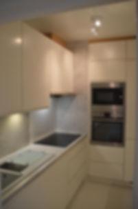 Appartement-Zeekant-Westende-Bad-Keuken-