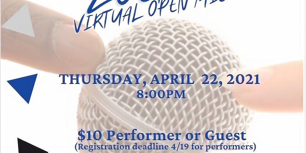Zoetry Virtual Open Mic