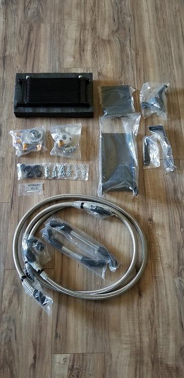 89-94 R32 Nissan Skyline GTR Oil Cooler & Filter Relocation Kit