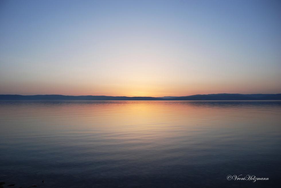 Sunset on the Scottish Isles