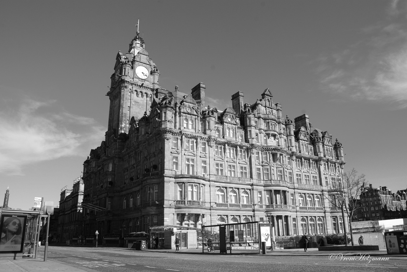 The Balmoral is Empty