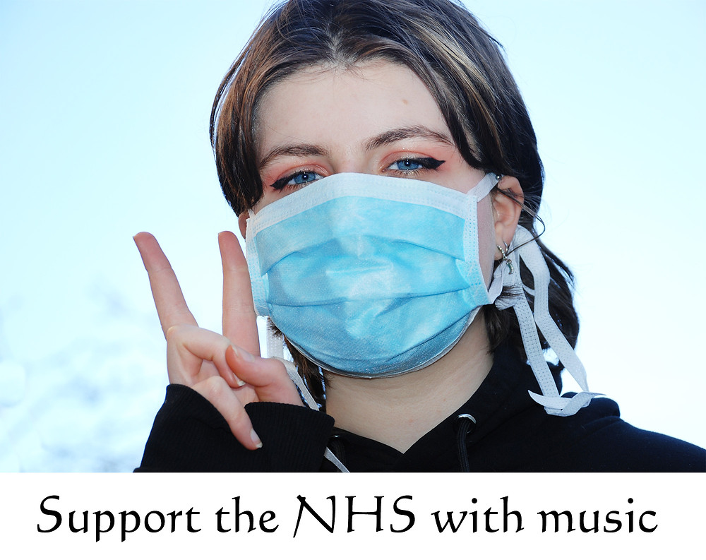Support the NHS with music