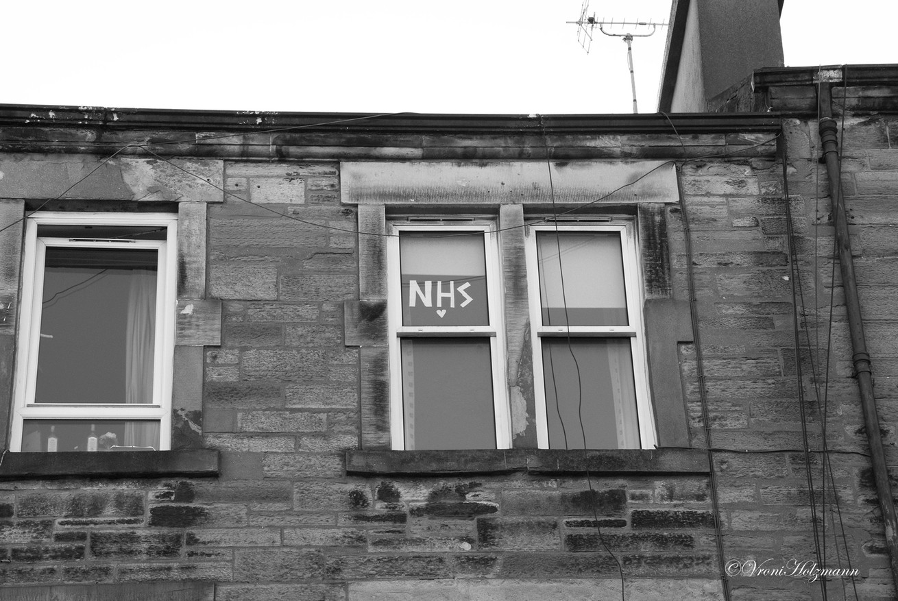 The NHS is Struggling