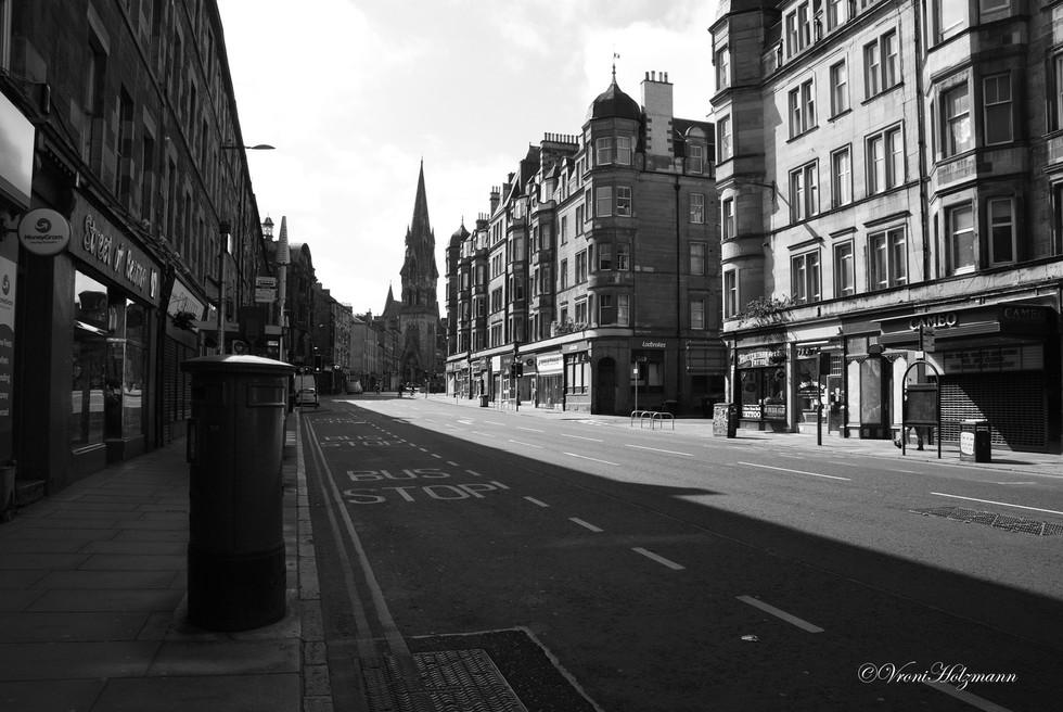 Home Street is Empty