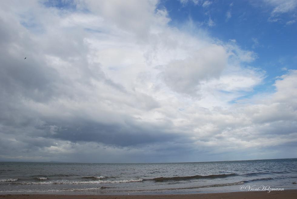 Dramatic Sky in Portobello