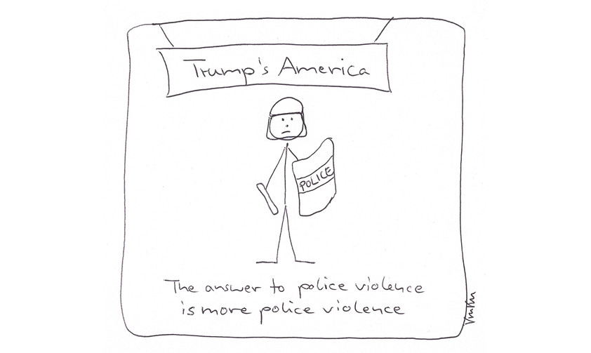 The Answer to Police Violence