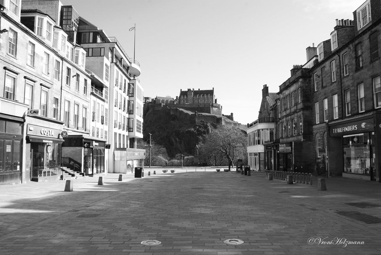 Castle Street is Empty