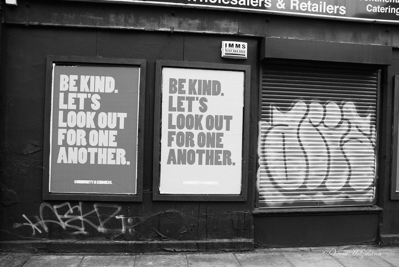 A Message Full of Kindness