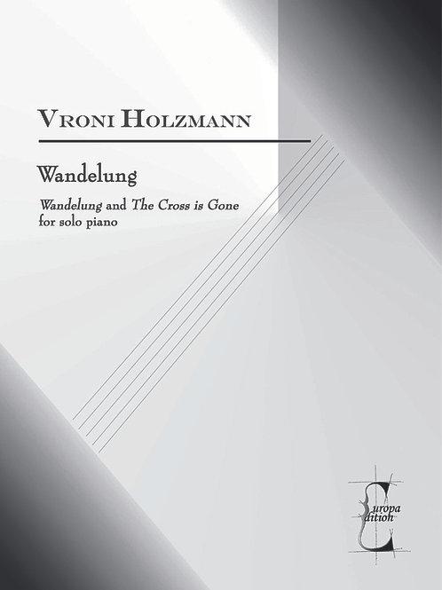Wandelung - Score