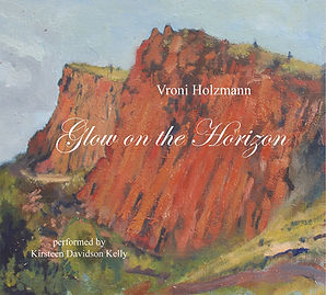 Glow on the Horizon - front cover - web.