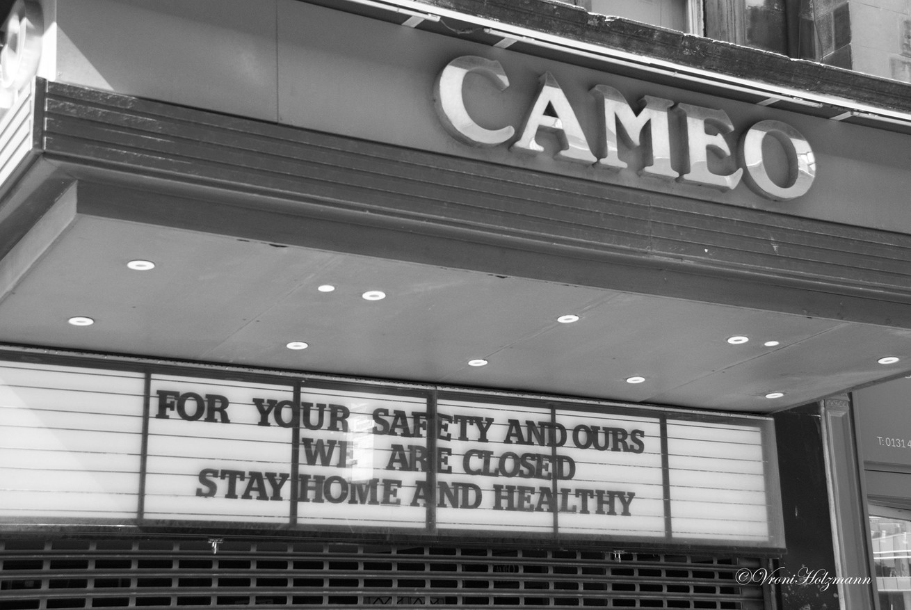 The Cinema is Closed