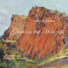 Glow on the Horizon - front cover for Cd